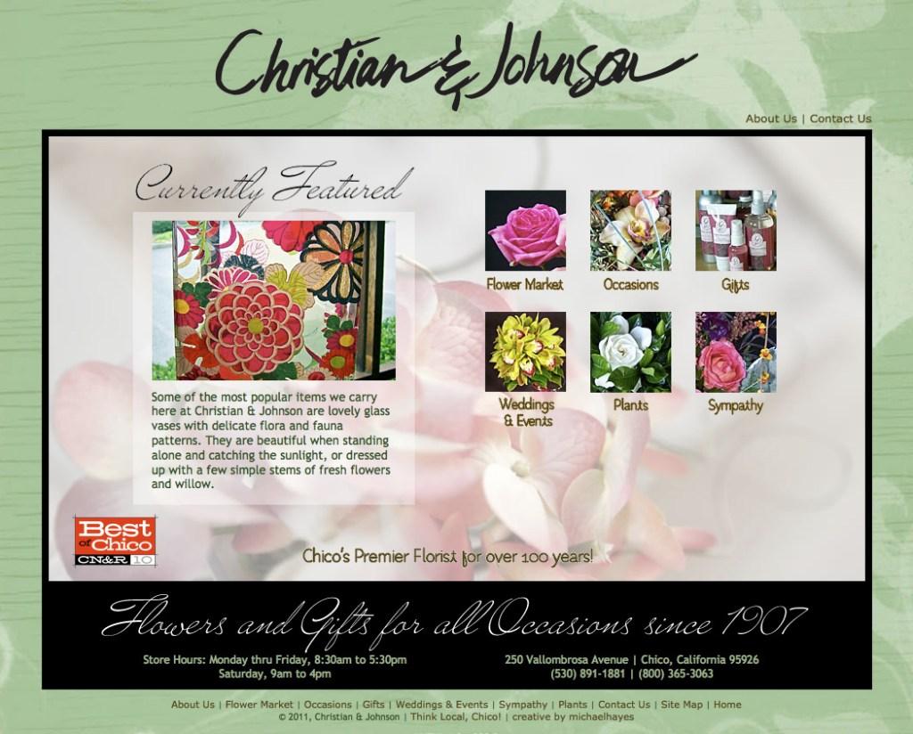 Christian & Johnson web