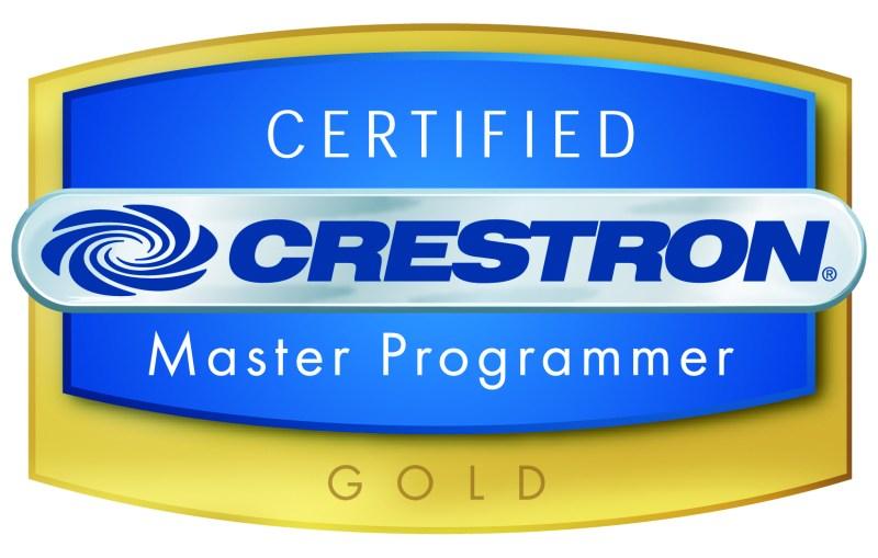 Certified Master Programmer Logos