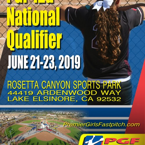 PGF National Qualifer Flyer