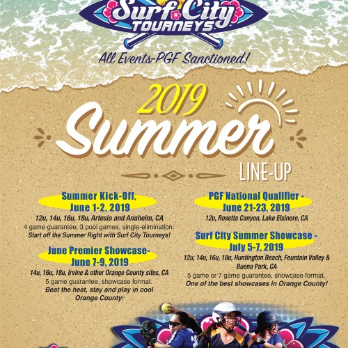 Surf City Softball Summer Tournament