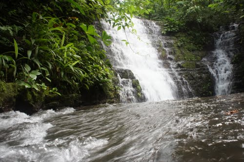Rancho Pacifico Waterfall - Rio Cortezal