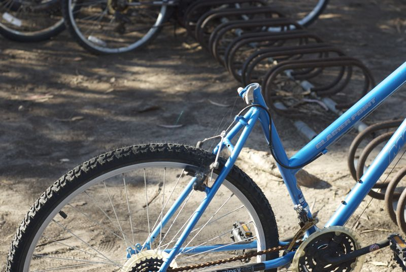 A continuation of the unloved bicycles of UCSB.