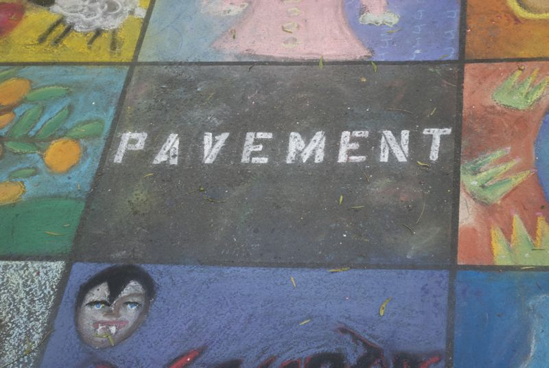 This is not Pavement.