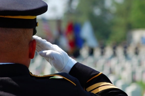 Which Veterans Would You Like To Thank