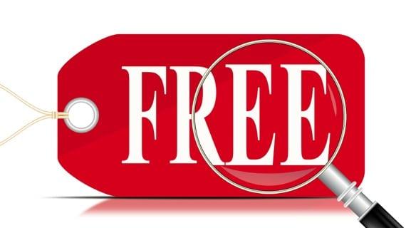 A Free Red Tag - Photo courtesy of ©iStockphoto.com/jdillontoole, Image #17531868