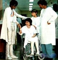 children hospital in Captain Eo costume 3216l