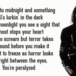 maxresdefault 16 - Thriller - Michael Jackson (Lyrics)
