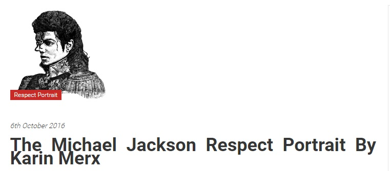 mj-respect The Michael Jackson Respect Portrait