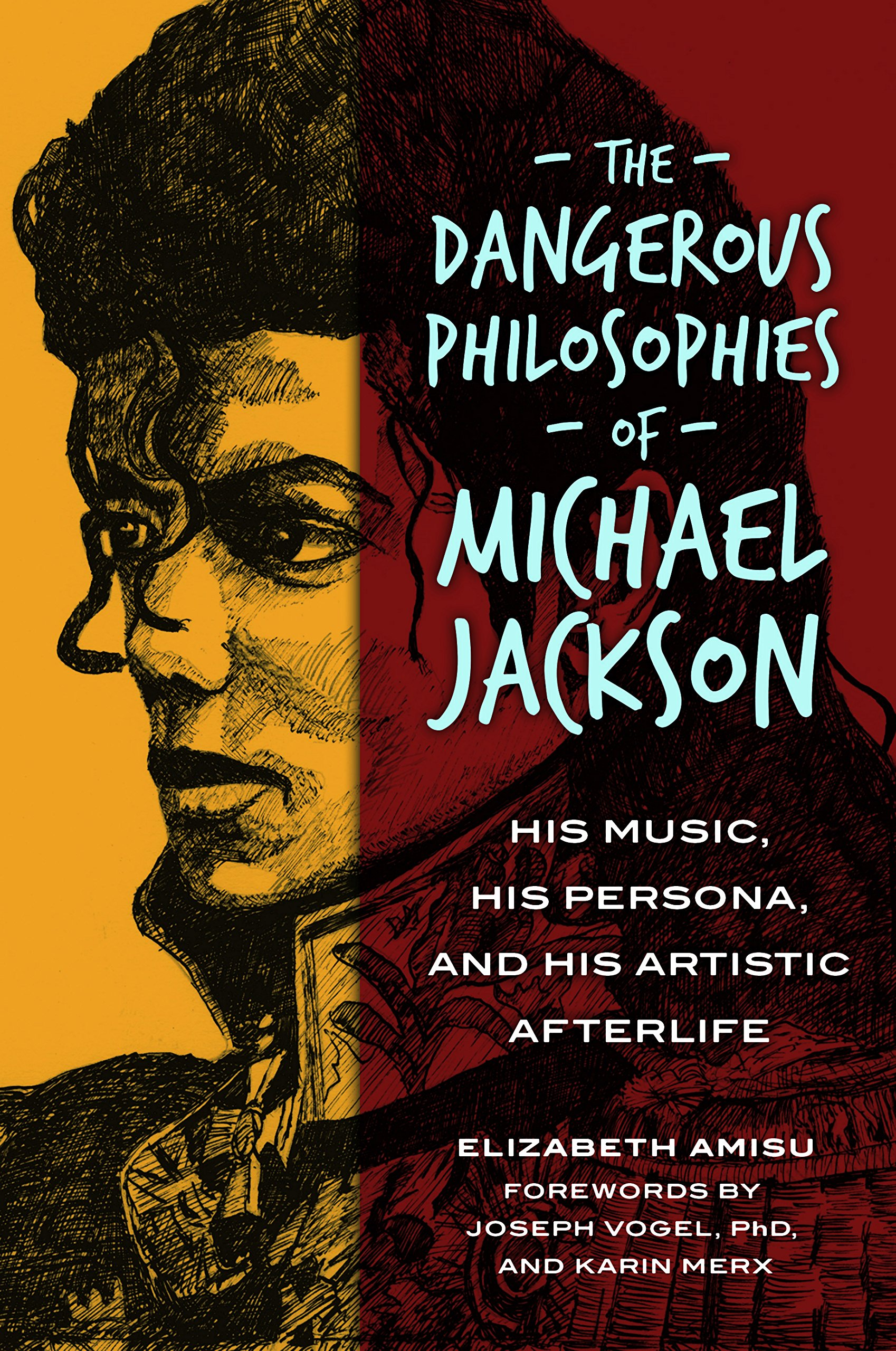 Dangerous Philosophies Michael Jackson Book Cover