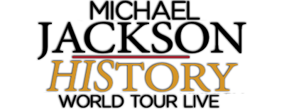 Logo of Michael Jackson's HIStory Tour