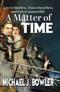 A MATTER OF TIME [ cover print format] smaller