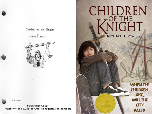 Children of the Knight covers smaller