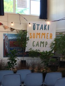 Ōtaki Summer Camp