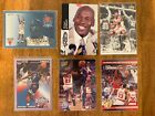 Lot of Michael Jordan Insert Cards – 7 Cards in total – Excellent Cond. 92 93 94