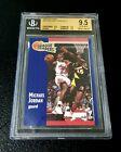 Michael Jordan 1991-92 Fleer League Leaders #220 BGS 9.5 Gem Mint