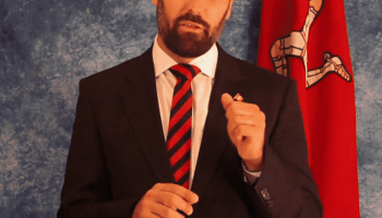 If elected, I will serve as a full-time member of Tynwald