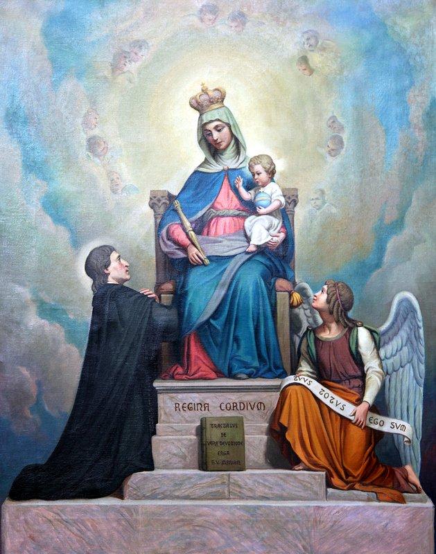 Saint Louis Marie Grignion De Montfort : saint, louis, marie, grignion, montfort, Saint, Louis-Marie, Grignion, Montfort, Michael, Journal