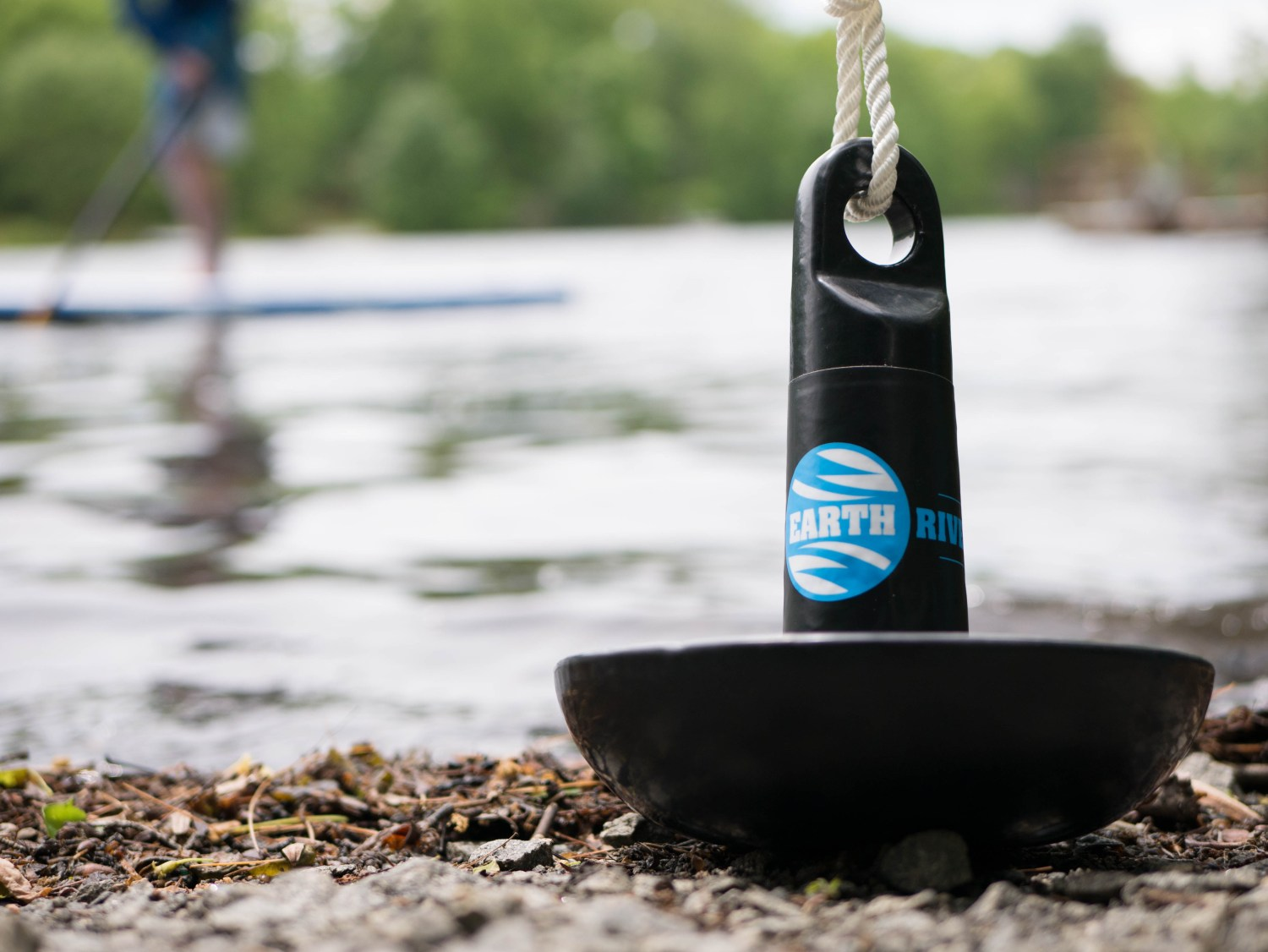 Earth River SUP Yoga Anchor