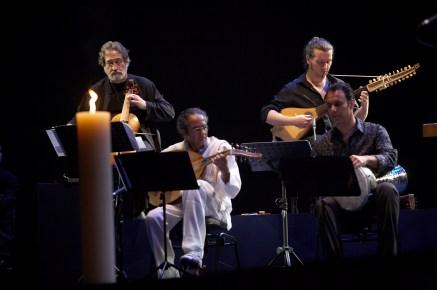 Jordi Savall und Ensemble La Capella de Reial de Catalunya, Ruhrtriennale 2009 © Michael Kneffel