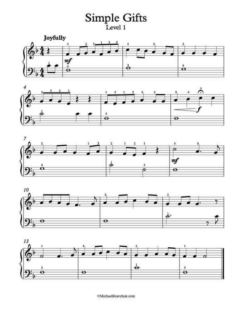 Piano Sheet Music Free With Letters - Letter BestKitchenView CO