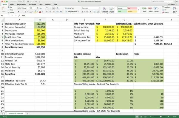 taxes spreadsheet - Fast.lunchrock.co