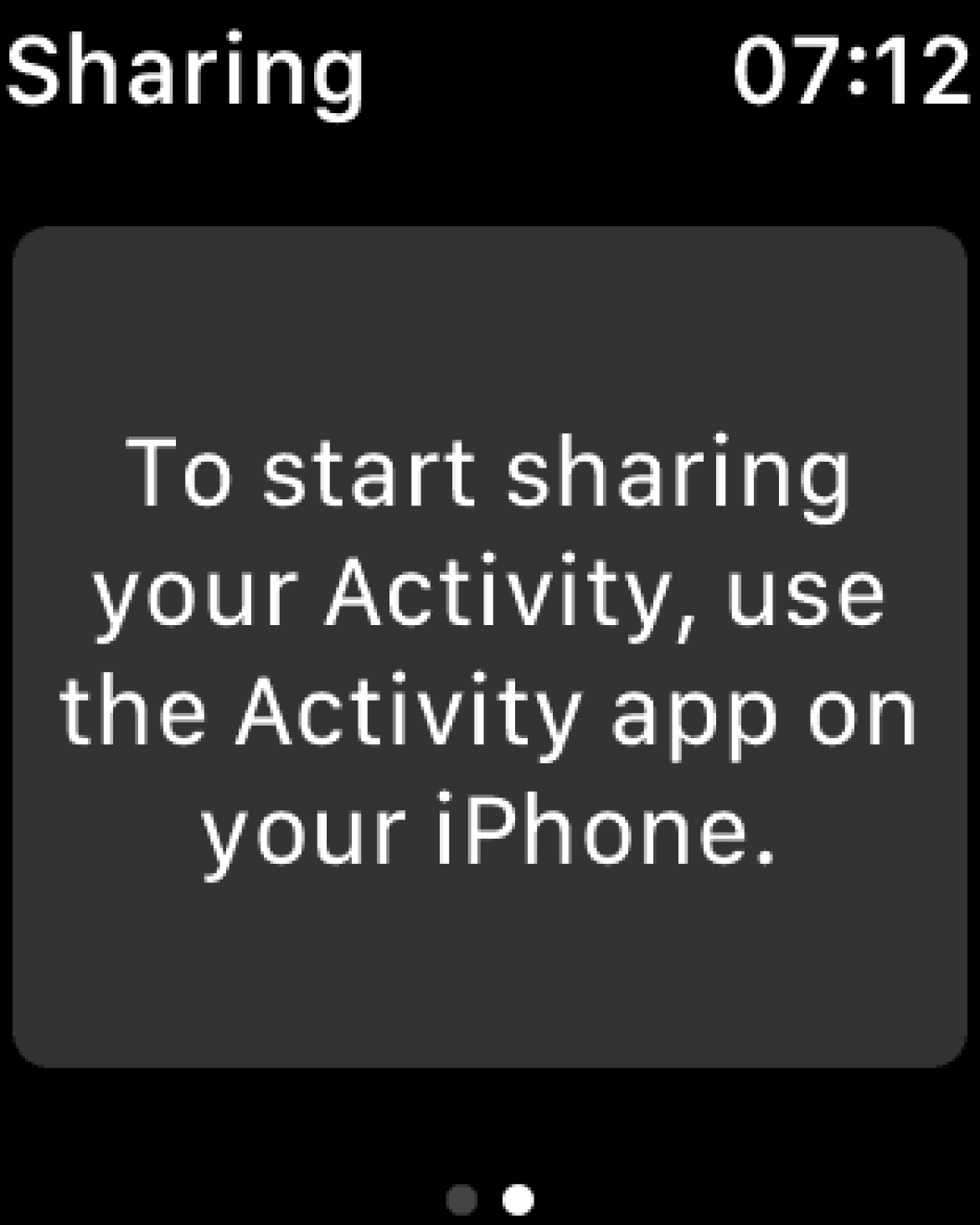 Workout and Activity App