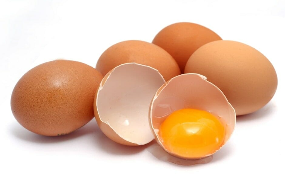My favorite food: Eggs