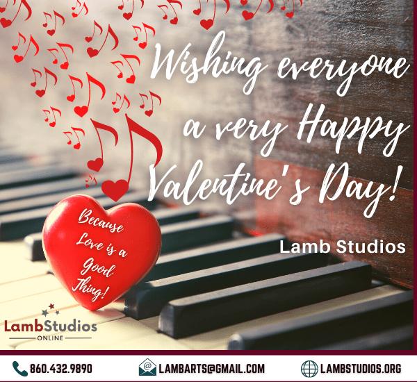 LS Valentine Email