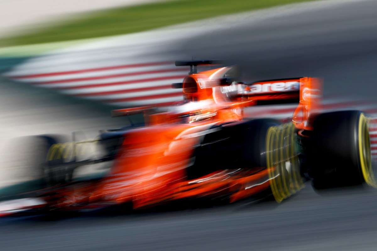McLaren's slump could be the new normal