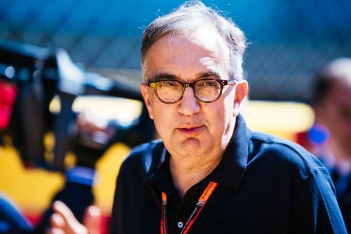 Ferrari CEO Sergio Marchionne.