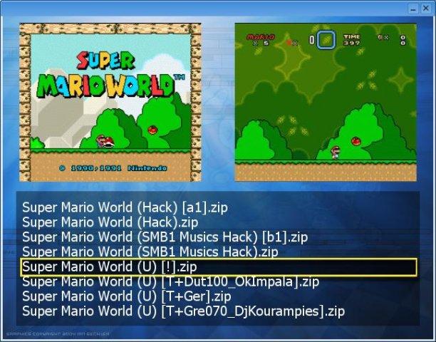 Gamefu/SDL screenshot