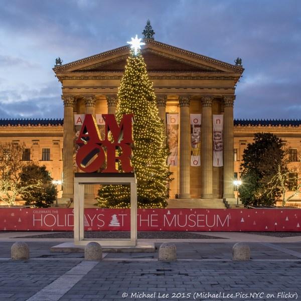 Christmas In Philadelphia Michael Lee