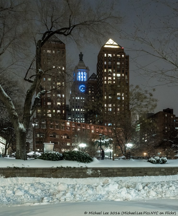 Con Edison and Zeckendorf Towers