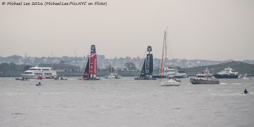 America's Cup in New York - 2016