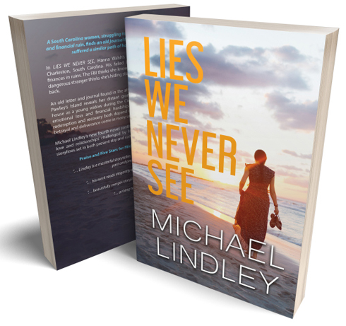 Launch day for LIES WE NEVER SEE!