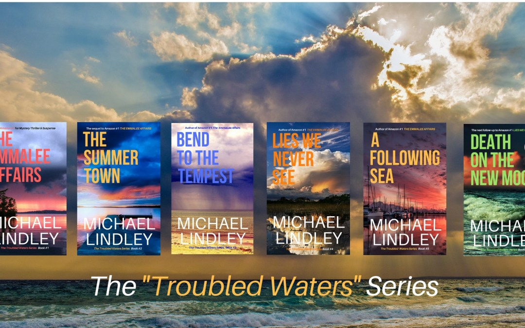 "Michael Lindley Novels featured on ""Meet the Thriller Author"" Podcast."