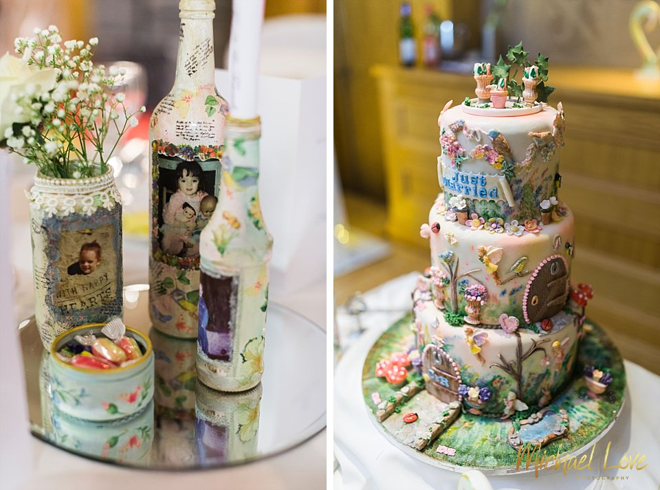 Amazing Wedding Cake, Derry