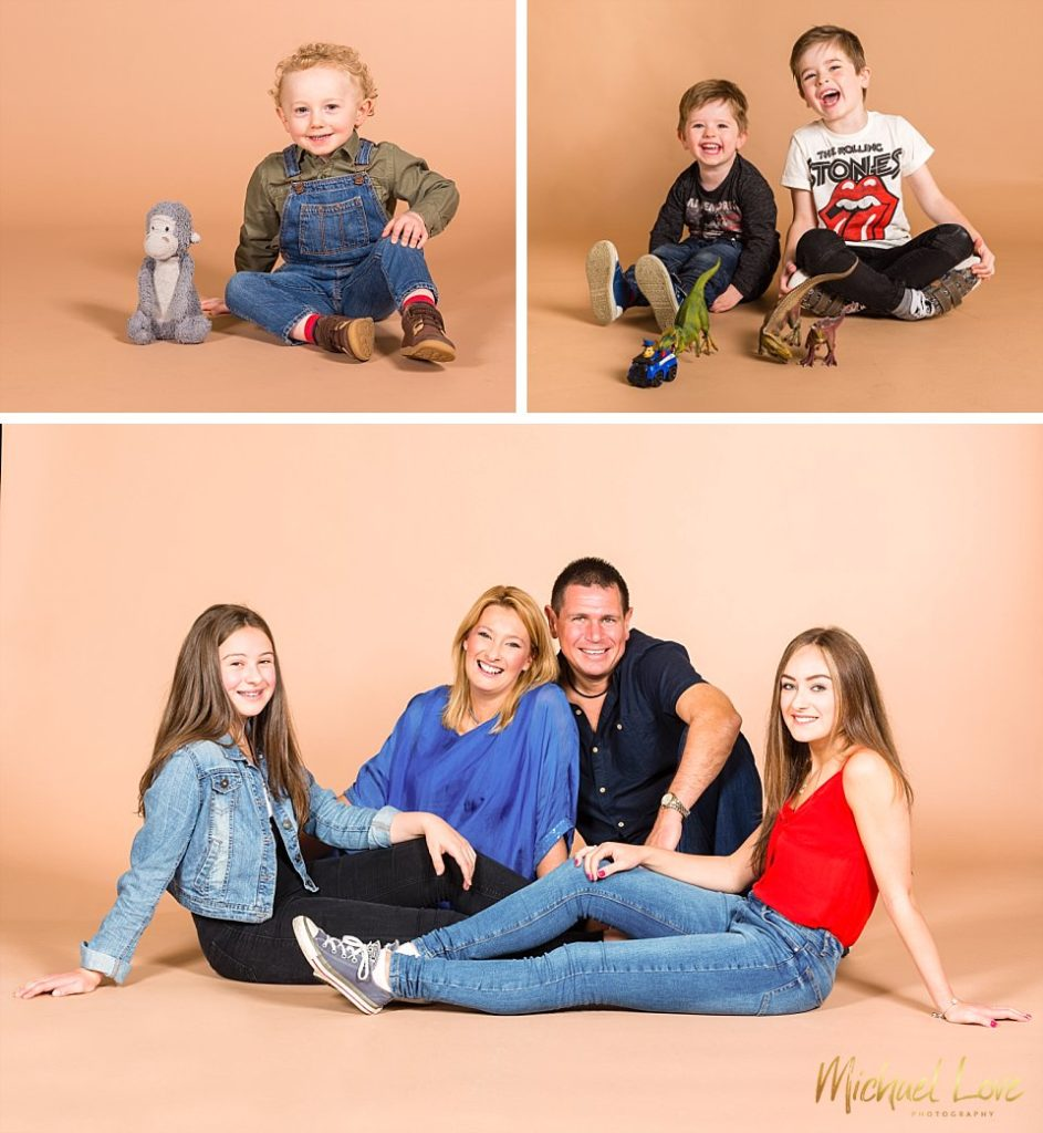 Family Photographer Derry