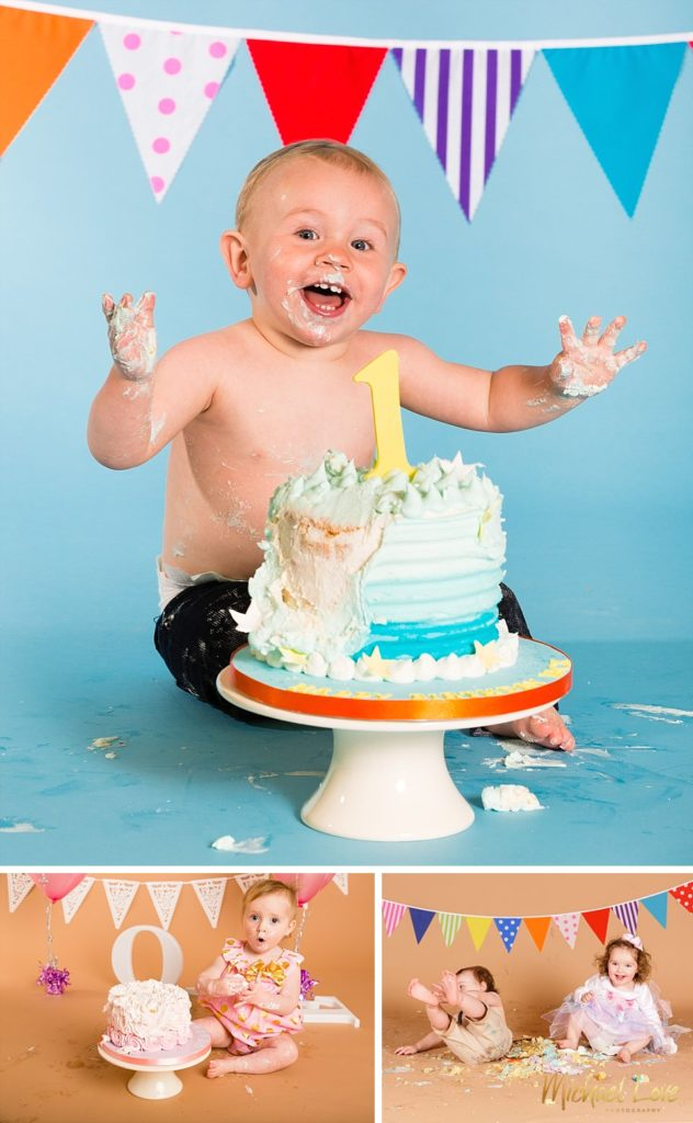 Cake Smash Photographer, Derry