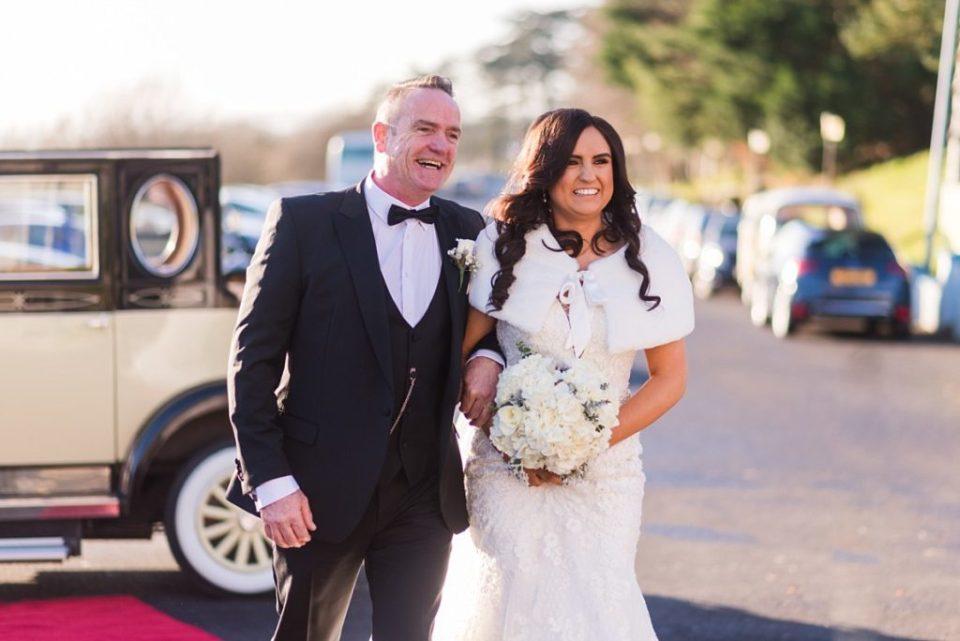 Redcastle Hotel Wedding - Emma + Michael
