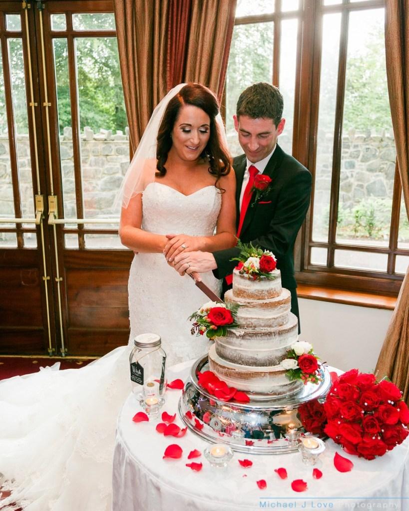 Shauna & Jarlath's Wedding