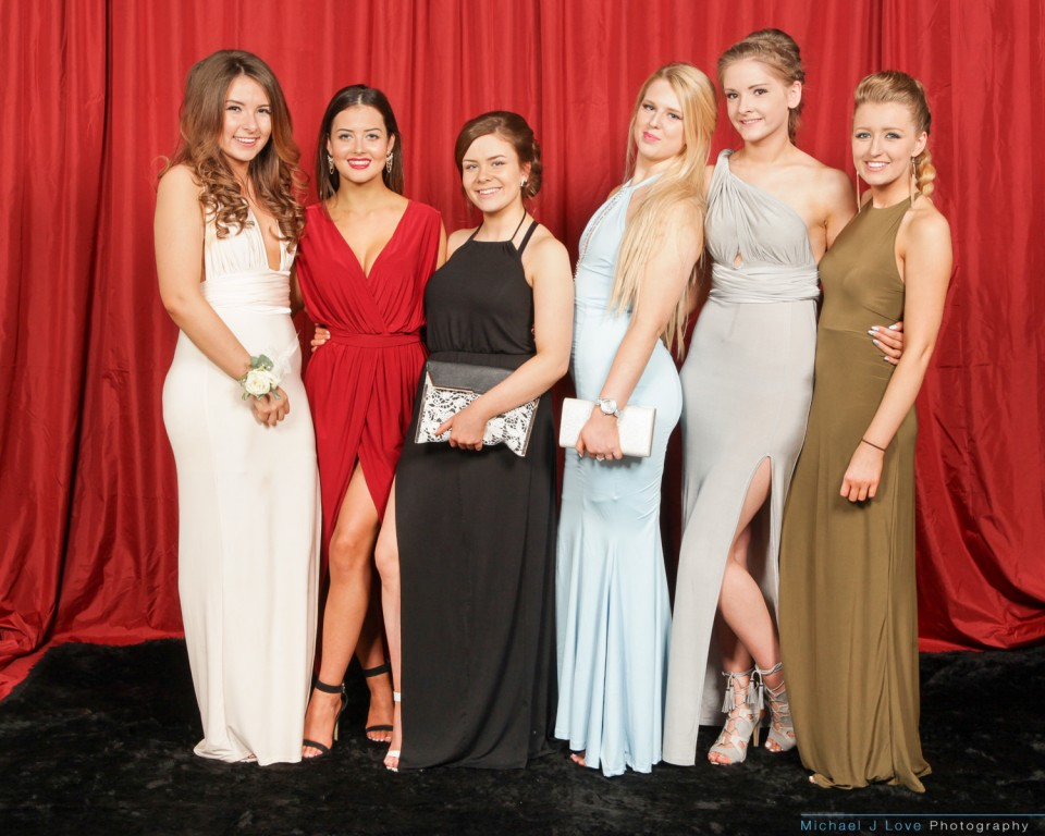 School Formal, Tullyglass Hotel, North Coast Integrated College