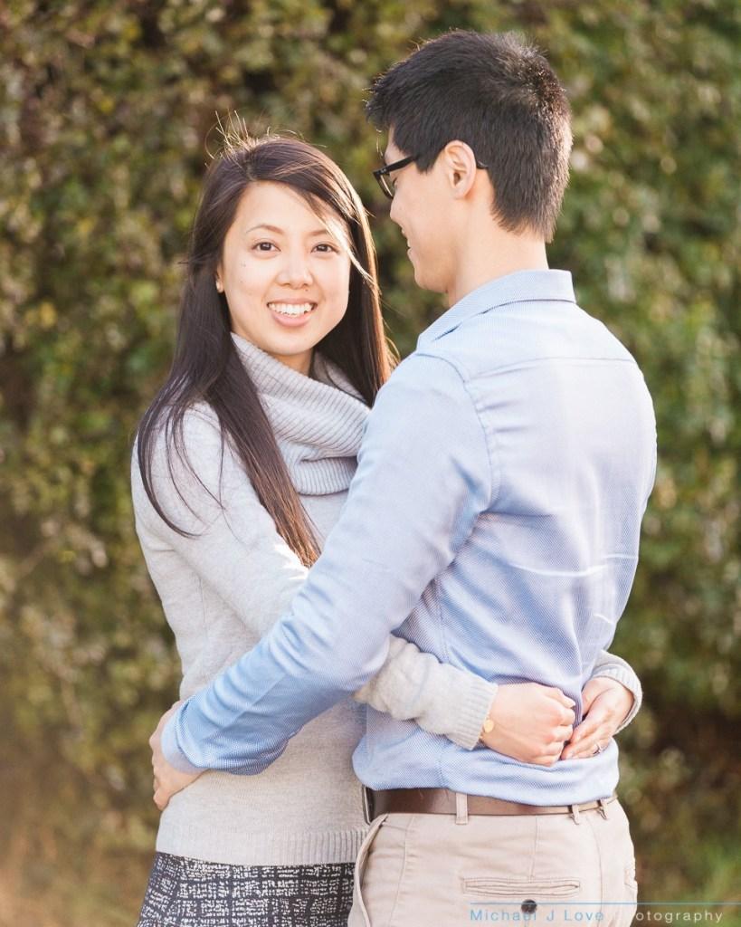 Ebrington Engagement - Samantha & Vincent