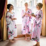 Tips for a stress free wedding morning - loose clothing