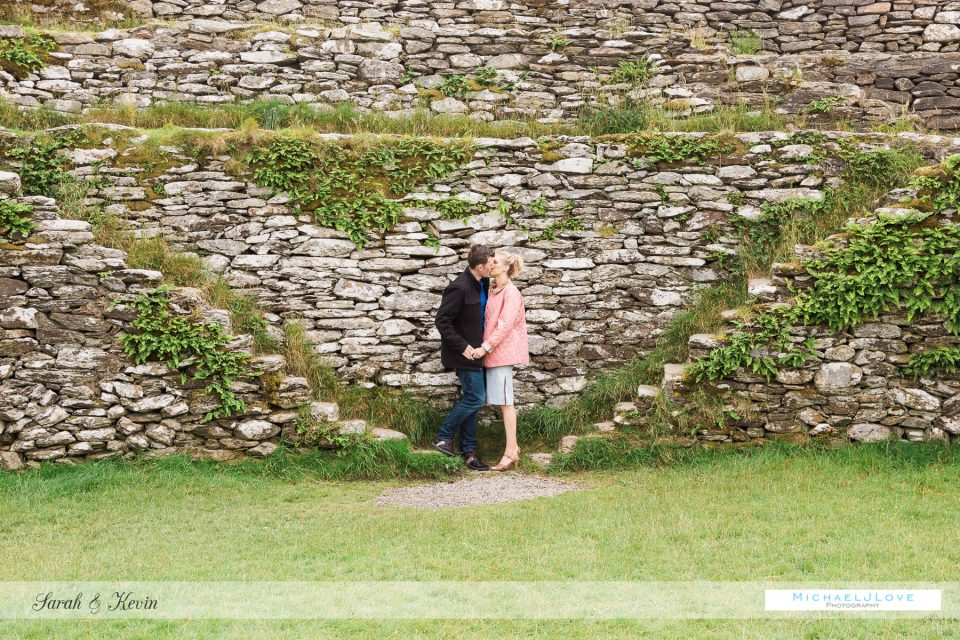 An Grianan Engagement Photos, Donegal - Sarah & Kevin