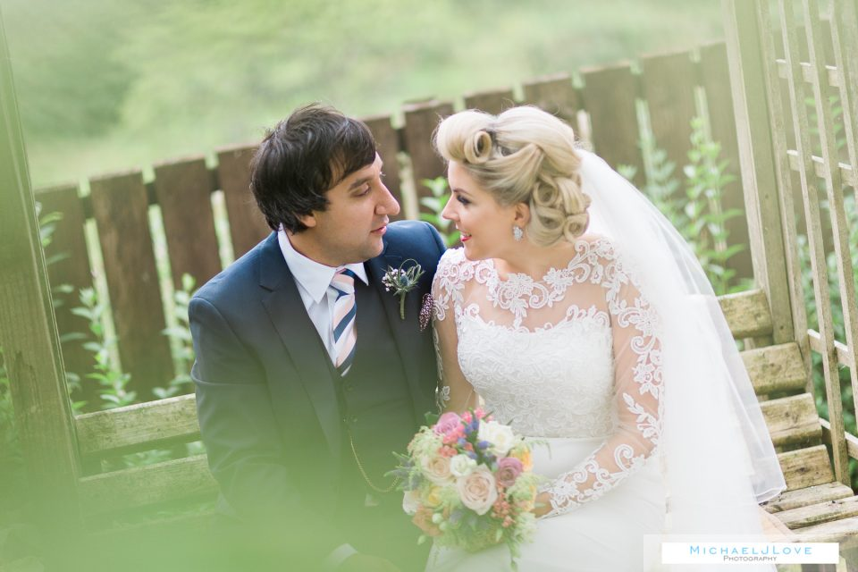 Killaloo country wedding, Londonderry - Kim & Alan