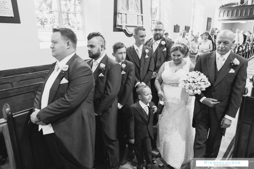 Ballyliffin Hotel Wedding, Donegal