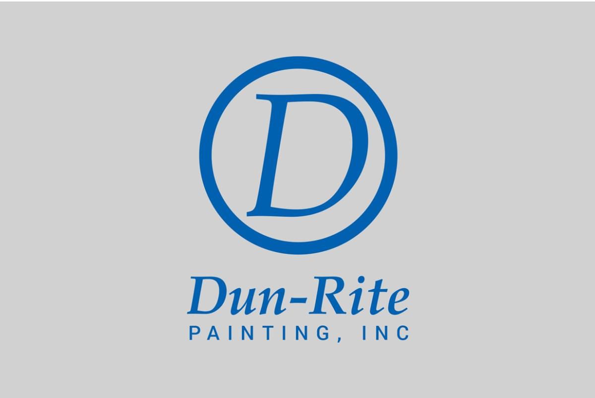 Dun-Rite Painting Logo