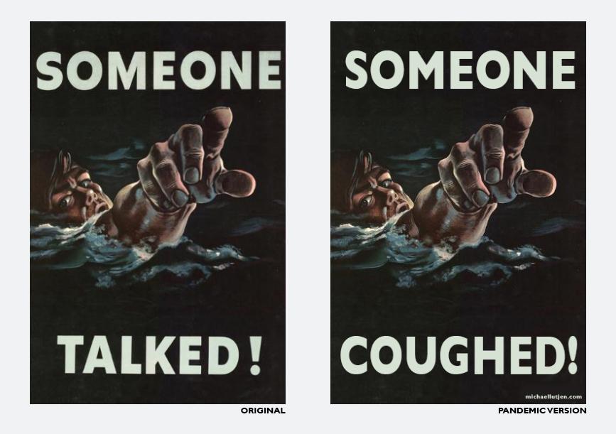 Someone Talked - Michael Lutjen