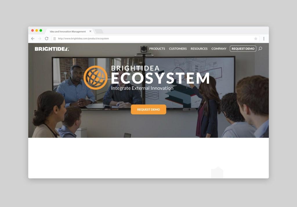 Brightidea Ecosystem - Michael Lutjen
